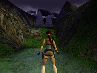 Tomb Raider Pelit